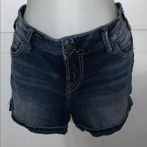 Silver Jeans Short 'Elyse'